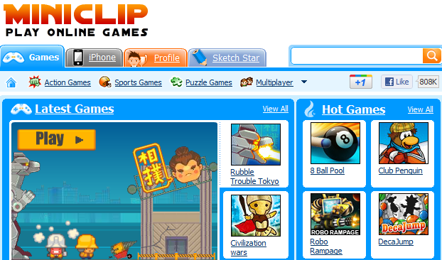 popular flash games